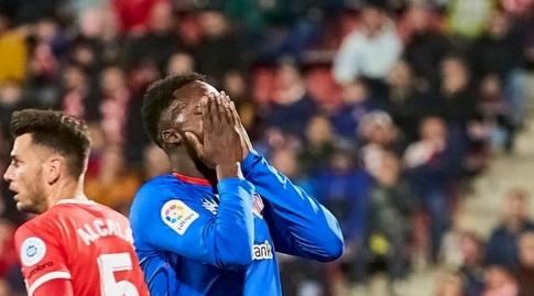 איניאקי וויליאמס מאוכזב (La Liga)