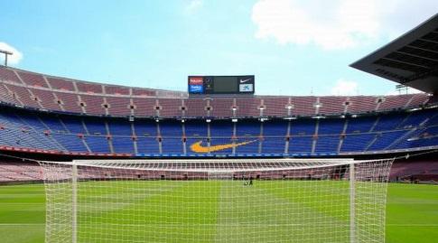 הקאמפ נואו, היום (La Liga)