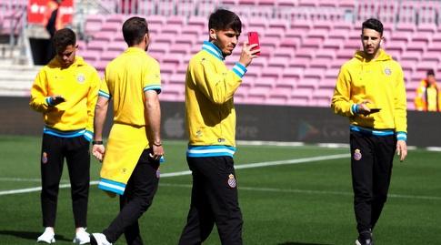 שחקני אספניול בקאמפ נואו (La Liga)