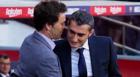 ארנסטו ואלוורדה עם רובי (La Liga)