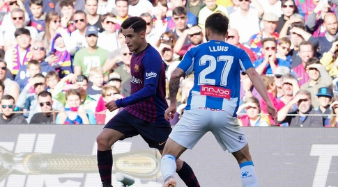 פיליפה קוטיניו עם הכדור (La Liga)