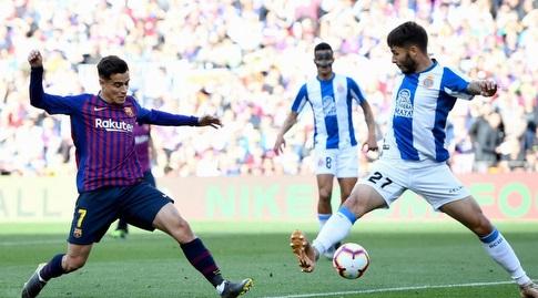 פיליפה קוטיניו מול לואיס לופס (La Liga)