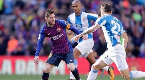 לואיס לופס מול ליאו מסי (La Liga)