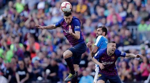 קלמנט לנגלה נוגח (La Liga)