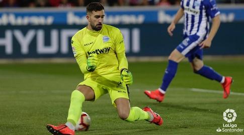 פרננדו פאצ'קו עוצר (La Liga)