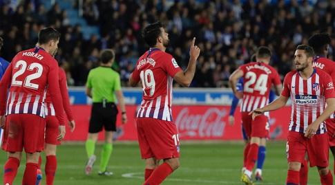 דייגו קוסטה חוגג (La Liga)