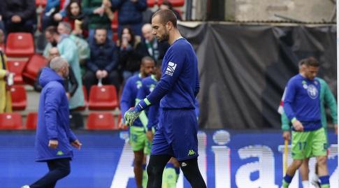 פאו לופס בחימום (La Liga)