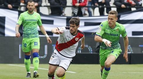 סרחיו קנאלס עם חוסה אנחל פוצו (La Liga)