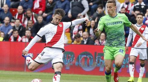 אלברו מדראן בועט (La Liga)