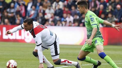 מארק ברטרה עם ראול דה תומאס (La Liga)