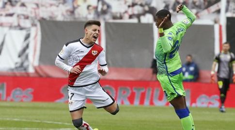 אמרסון עם אלכס מורנו (La Liga)