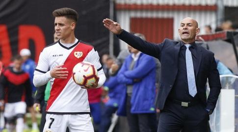 פאקו חמס עם אלכס מורנו (La Liga)