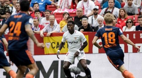 קווינסי פרומס (La Liga)