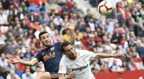 פרנקו ואסקס נוגח (La Liga)