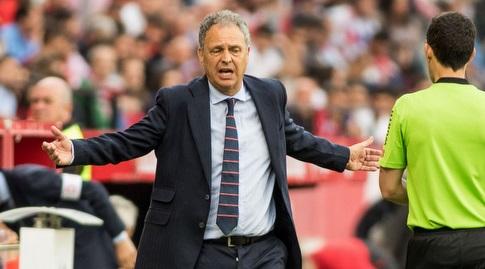 חואקין קפארוס מאוכזב (La Liga)