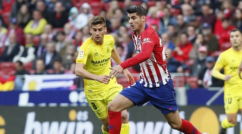 אלברו מוראטה מול פרה פונס (La Liga)