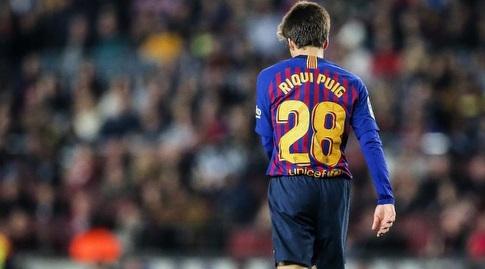 ריקי פוץ'. מאוכזב שהוא בינתיים רק שלישי? (La Liga)
