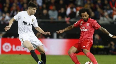 מרסלו עם הכדור (La Liga)