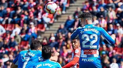 מריו הרמוסו נוגח (La Liga)