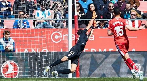 יאסין בונו מזנק (La Liga)