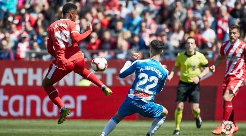 מריו הרמוסו שומר על צ'וקו לוסאנו (La Liga)