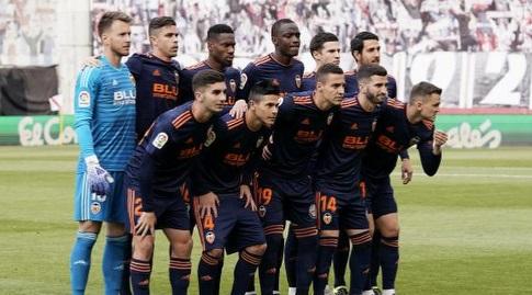 שחקני ולנסיה (La Liga)