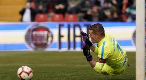 אלברטו עוצר  (La Liga)