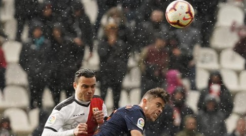 ראול דה תומאס נוגח (La Liga)