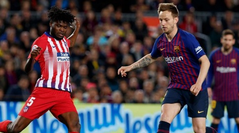 איבן ראקיטיץ' מול תומאס פארטה (La Liga)