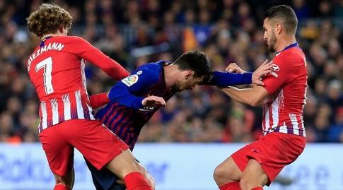 ליאו מסי במאבק (La Liga)