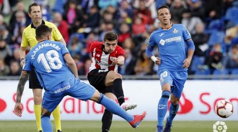 איניגו קורדובה בועט (La Liga)