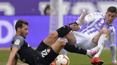 רובן אלקראס מול פרנקו ואסקס (La Liga)