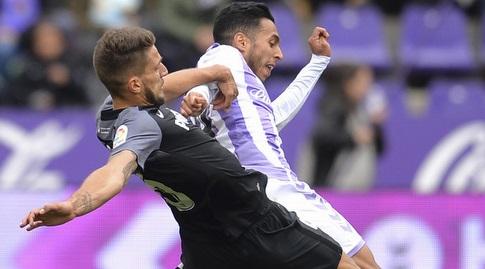 דניאל קאריסו מנסה לקחת את הכדור (La Liga)
