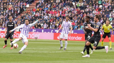 אוסקר פלאנו בועט (La Liga)
