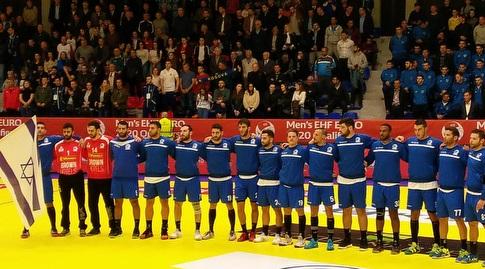 נבחרת ישראל בקוסובו (איגוד הכדוריד)