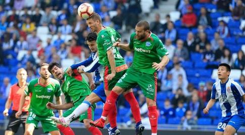 ויקטור לגווארדיה עולה לכדור (La Liga)