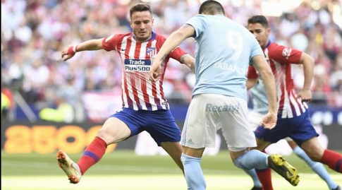 מקסי גומז בפעולה (La Liga)