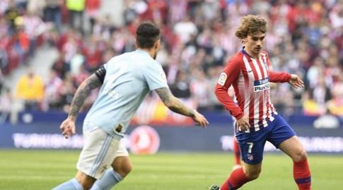גריזמן בפעולה (La Liga)