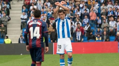 מיקל אויארסבאל ופביאן אוריאנה (La Liga)