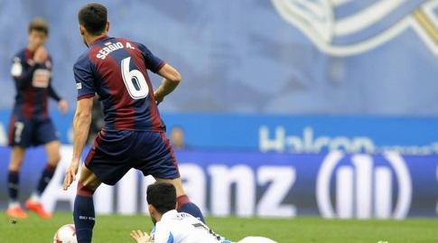 חואנמי וסרחיו אלברס (La Liga)