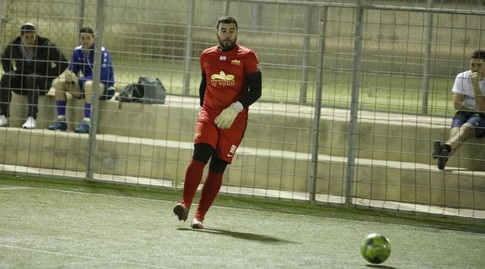 """המוקדמות בב""""ש (צילום: אסף חיימוביץ' -מדינת הכדורגל)"""