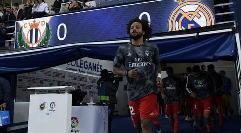 מרסלו עולה להתחמם (La Liga)