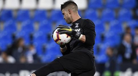 פיצ'ו קוויאר בחימום (La Liga)