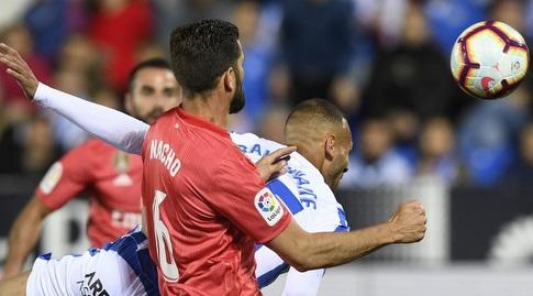 נאצ'ו נלחם על הכדור (La Liga)
