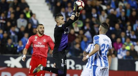 פיצ'ו קוויאר קולט את הכדור (La Liga)