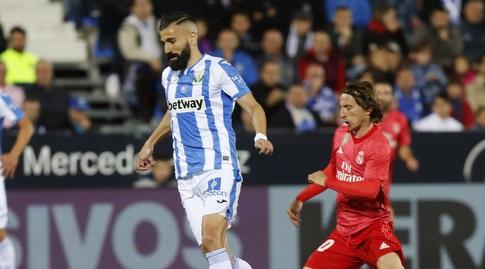 לוקה מודריץ' אחרי דימיטריס סיובאס (La Liga)