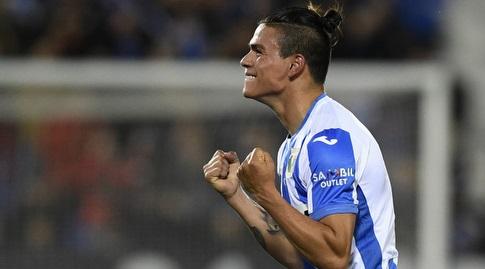 ג'ונתן סילבה חוגג (La Liga)