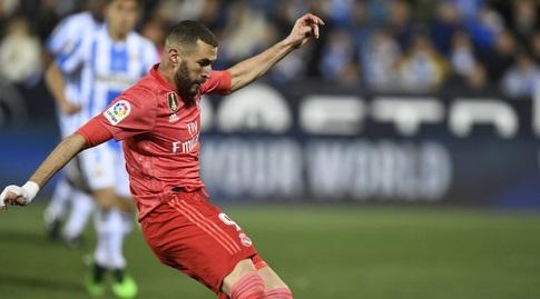 קארים בנזמה כובש (La Liga)
