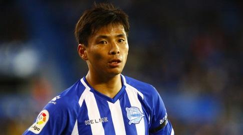 טקאשי אינוי מאוכזב (La Liga)