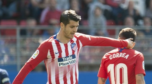 מוראטה וקוראה (La Liga)